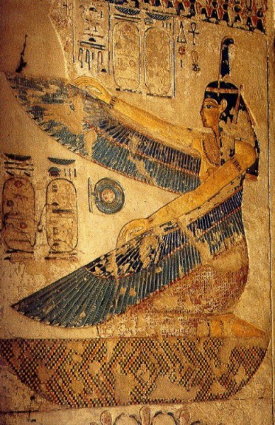 "Maat ""Goddess of Balance"""