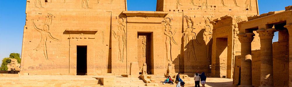 Day Three:Fly to Aswan and Visit Aswan Highlights