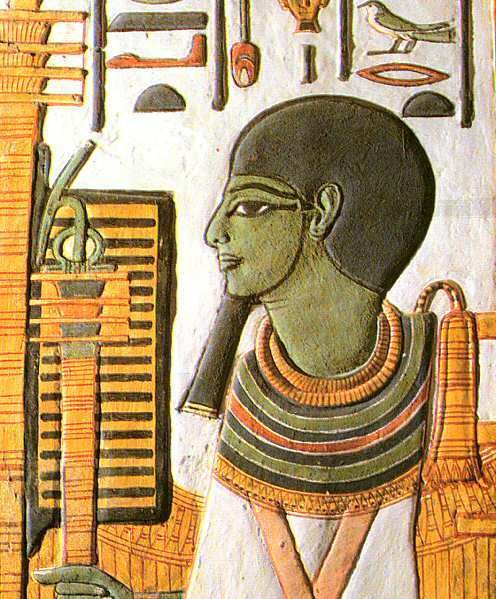 Ptah Ancient Egyptian Mythology God