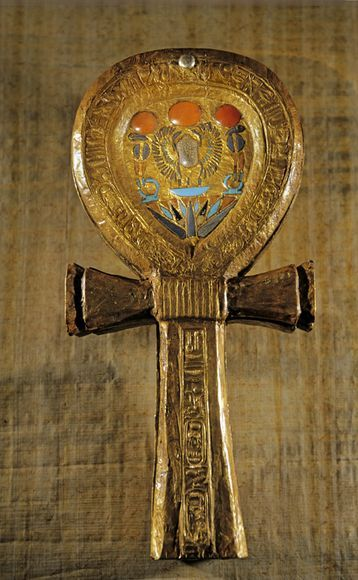 The Ankh - Ancient Egyptian Symbols - Egypt Tours Portal