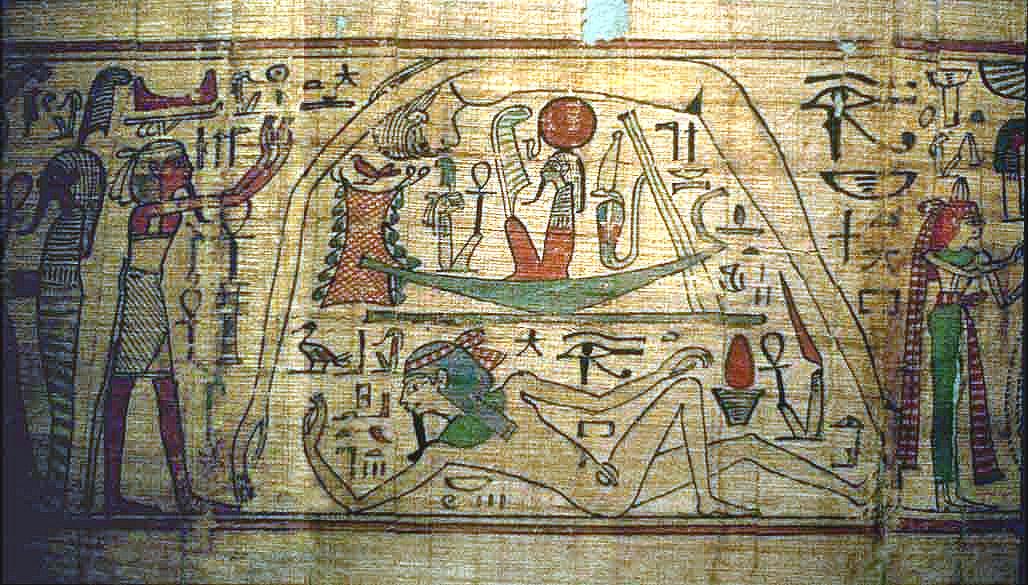 Egyptian Mythology Creation - Egypt Tours Portal