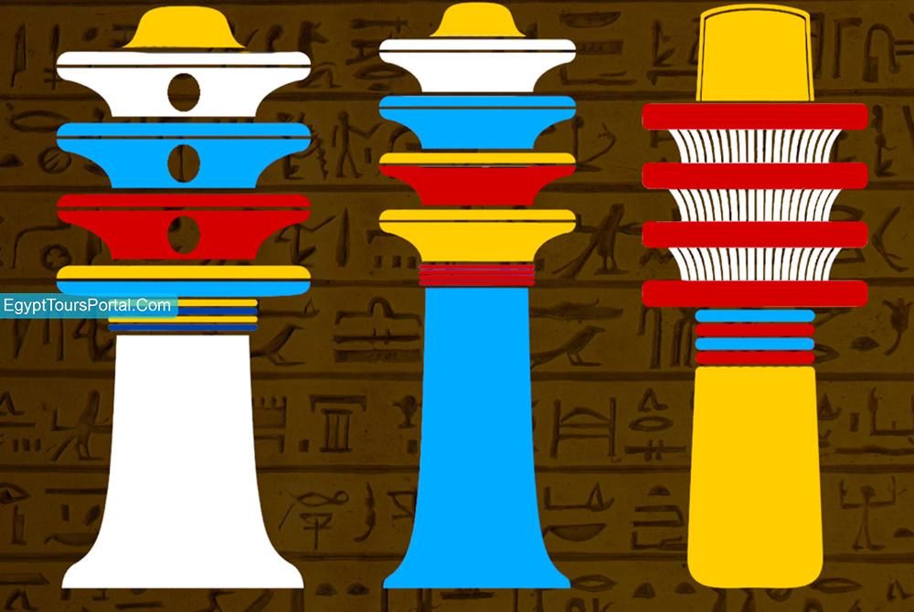 The Djed - Ancient Egyptian Symbols - Egypt Tours Portal