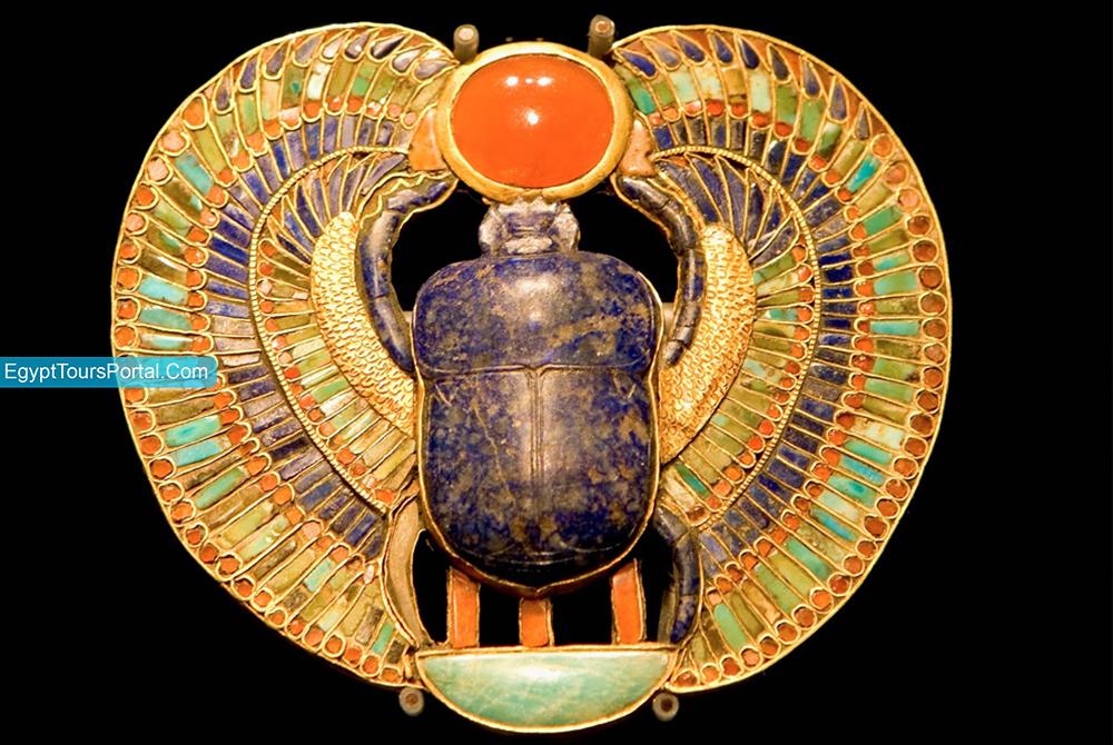 The Scarab - Ancient Egyptian Symbols - Egypt Tours Portal
