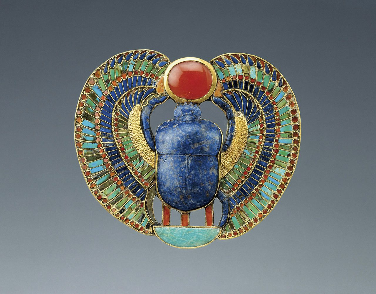 The Scarab - Ancient Egyptian Symbols - Egypt Tours Portal