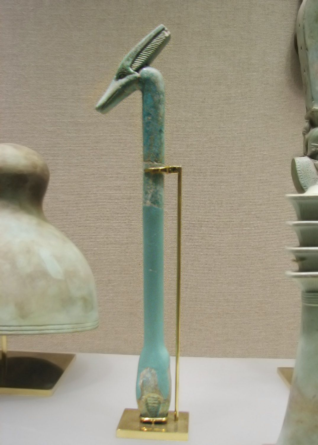 The Was Scepter - Ancient Egyptian Symbols - Egypt Tours Portal