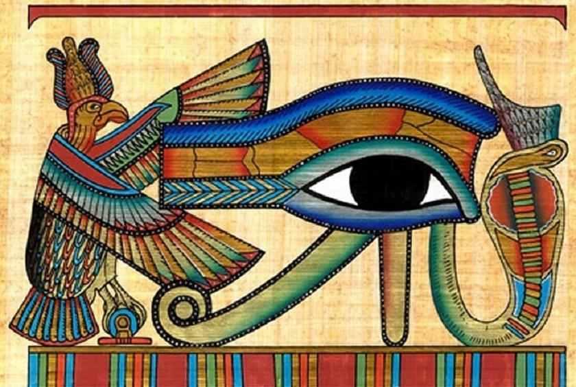 Wadjet The Eye of Horus - Ancient Egyptian Symbols - Egypt Tours Portal