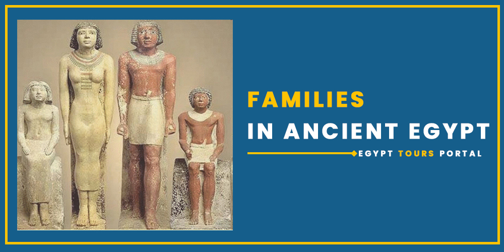 Families in Ancient Egypt - Egypt Tours Portal