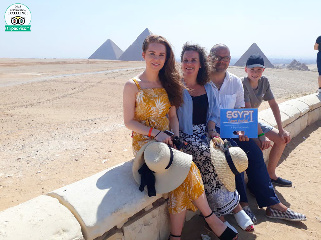 Giza Pyramids - Cairo Luxor Hurghada Holiday - Egypt Tours Portal