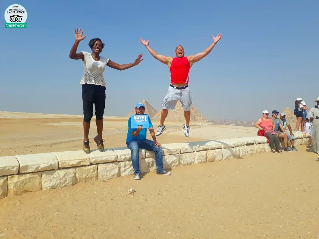 Giza Pyramids - Cairo, Nile Cruise & Alexandria - Egypt Tours Portal