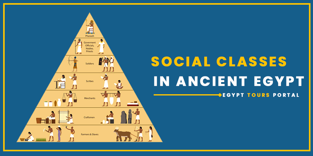 Social Classes in Ancient Egypt - Egypt Tours Portal