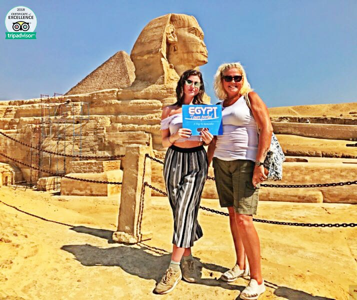 The Sphinx - Day Trip Hurghada to Cairo by Bus - Egypt Tours Portal