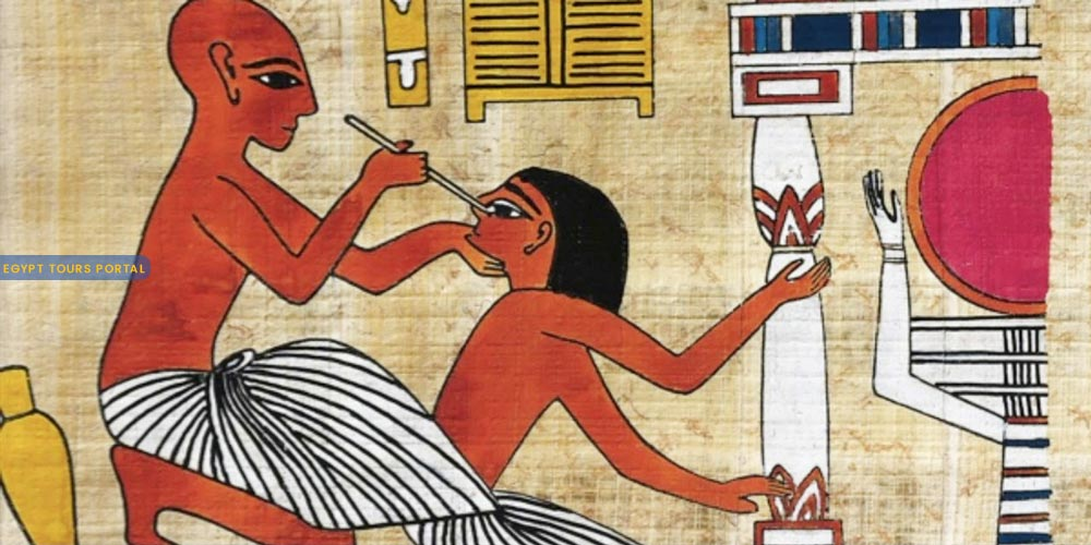 Ancient Egyptian Inventions In Creation of Medicine - Egypt Tours Portal