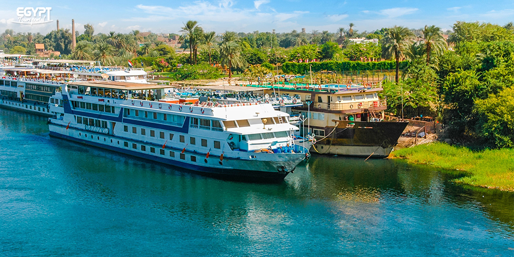 Egypt Nile Cruise - Christmas and New Year in Egypt