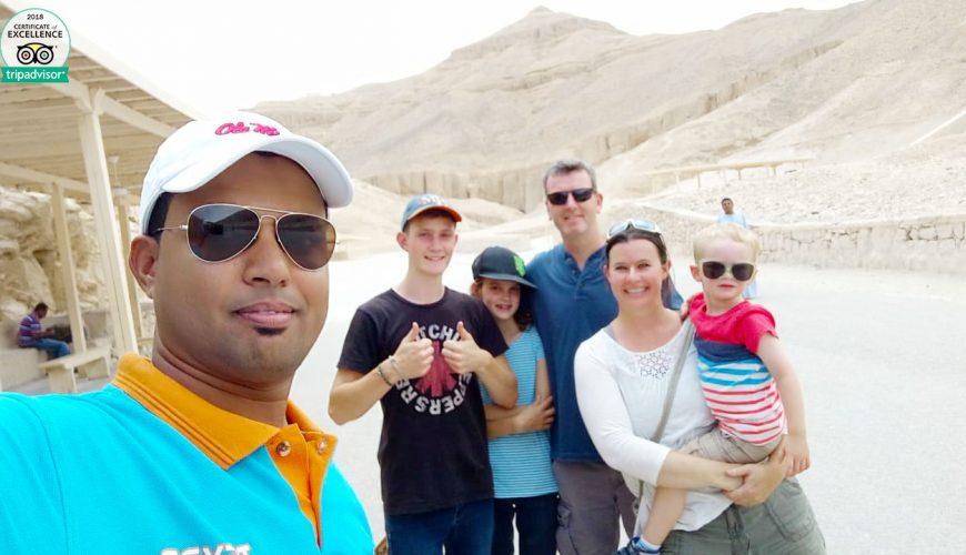 Family Trip to Egypt - Egypt Tours Portal