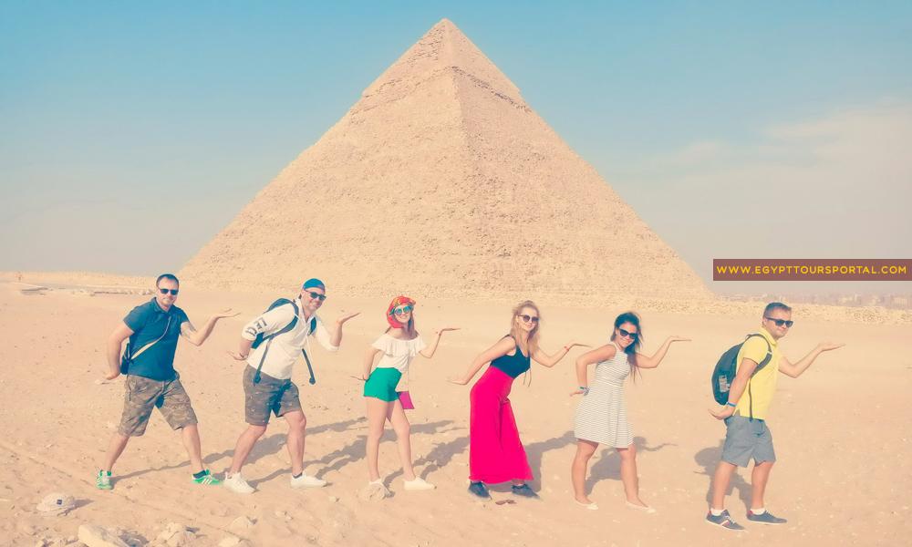 Giza Pyramids - How to Plan A Family Vacation to Egypt - Egypt Tours Portal
