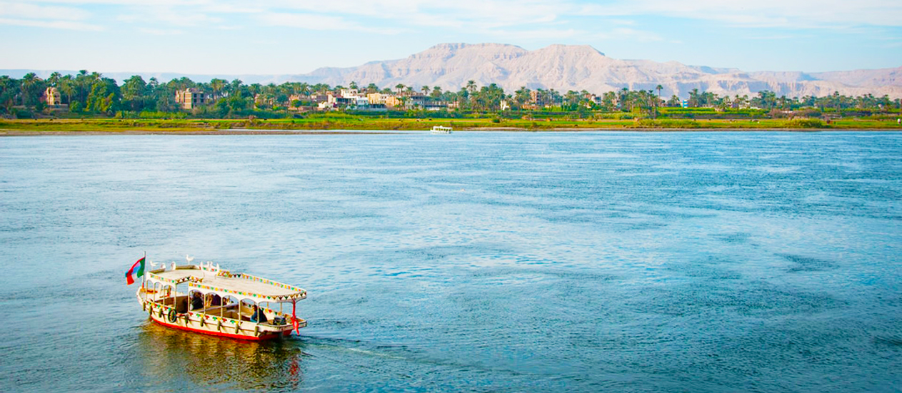 History of the Nile River - Egypt Tours Portal