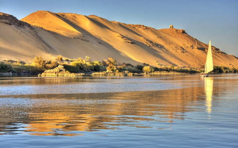 Nile River History - Nile River Map - Nile River Facts - Egypt Tours Portal