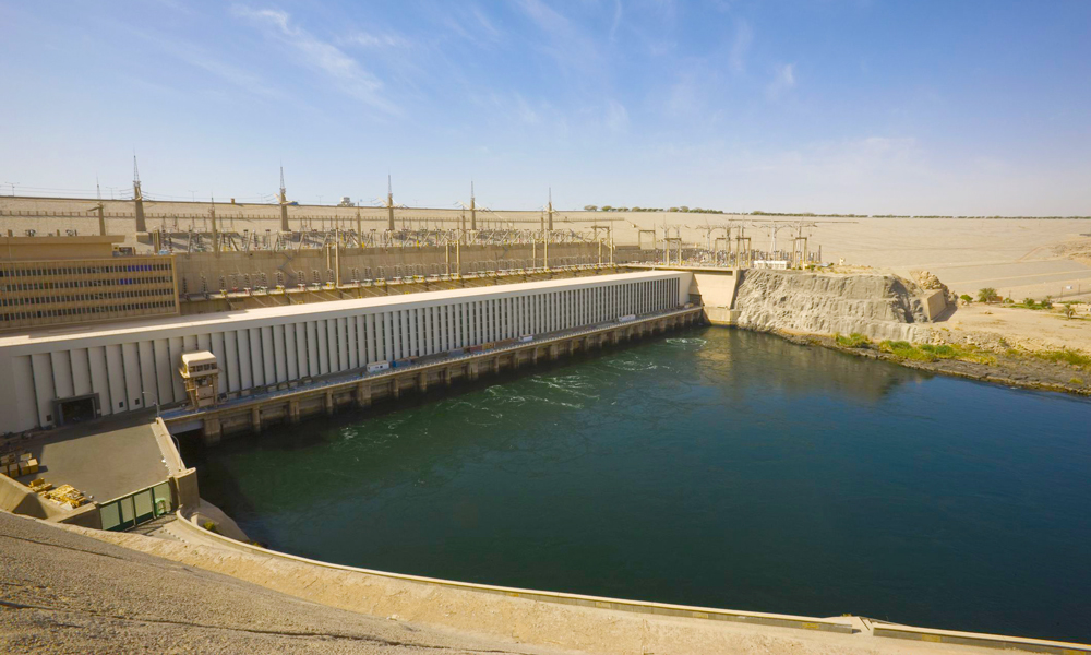 Aswan High Dam - Egypt Tours Portal