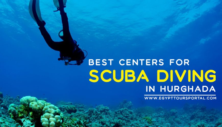Hurghada Diving Sites - Hurghada Diving Centers - Egypt Tours Portal