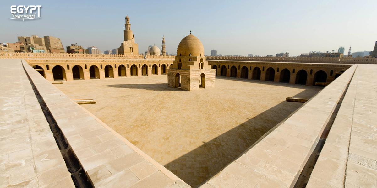 Tours to Ibn Tulun Mosque - Egypt Tours Portal