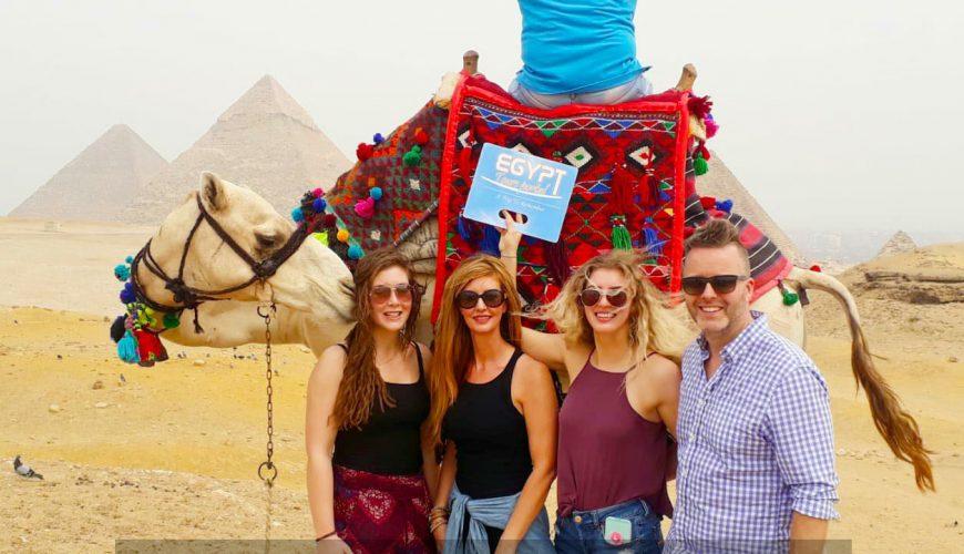 Giza Pyramids - It's Safe to Travel to Egypt - Egypt Tours Portal