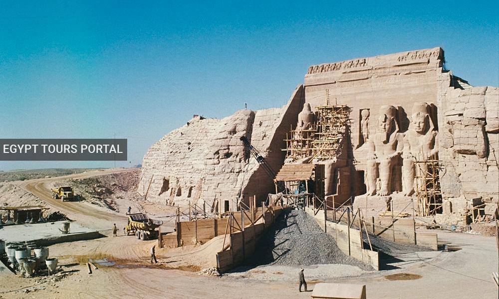 Reasons Beyond Abu Simbel Temple Relocation - Egypt Tours Portal