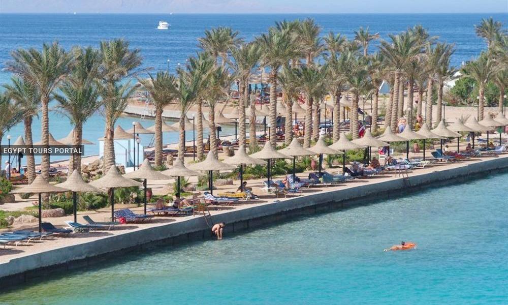 Arabia Azur Beach Resort - Beaches in Hurghada - Egypt Tours Portal