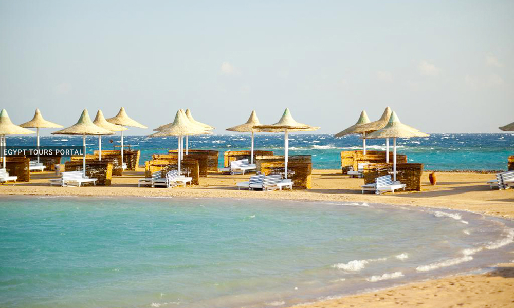 Coral Beach Hurghada - Beaches in Hurghada - Egypt Tours Portal