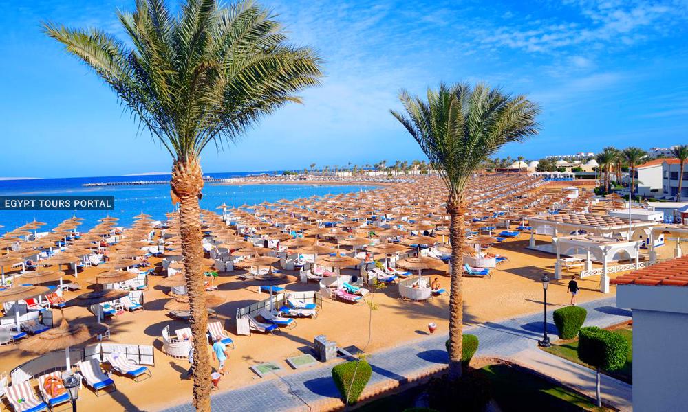 Dana Beach Resort Albatros - Beaches in Hurghada - Egypt Tours Portal