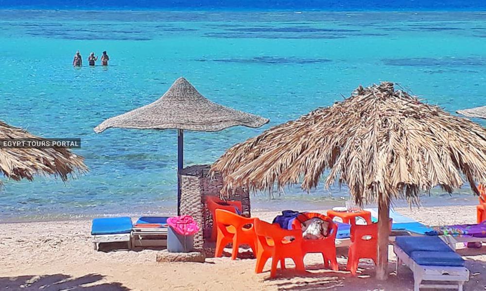 El Sawaky Beach - Beaches in Hurghada - Egypt Tours Portal