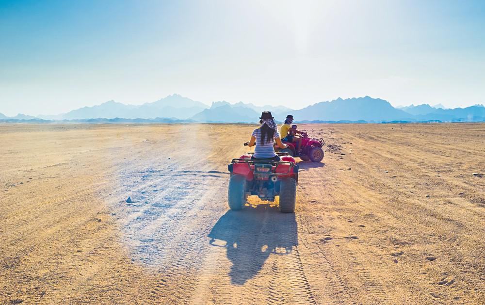 Hurghada Desert Safari - Egypt Tours Portal