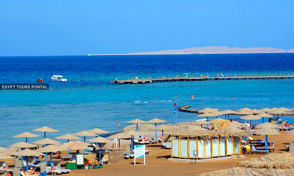 Hurghada Long Beach - Beaches in Hurghada - Egypt Tours Portal