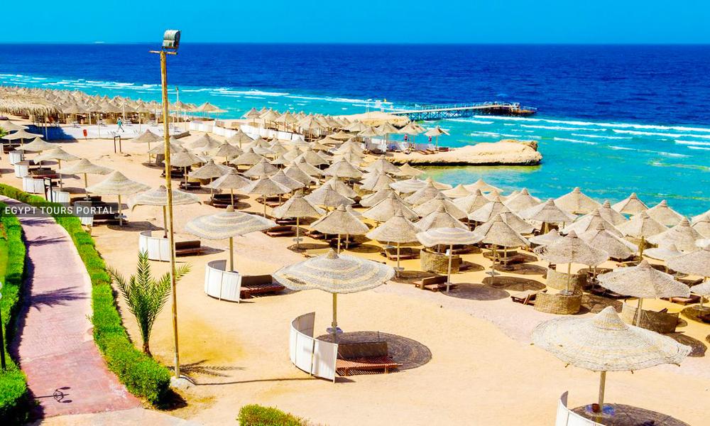 Serenity Makadi Beach - Beaches in Hurghada - Egypt Tours Portal