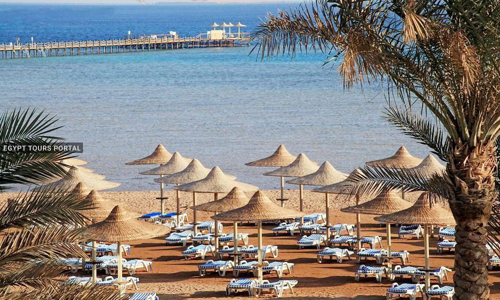 Stella Di Mare Beach Resort & Spa Makadi Bay - Beaches in Hurghada - Egypt Tours Portal