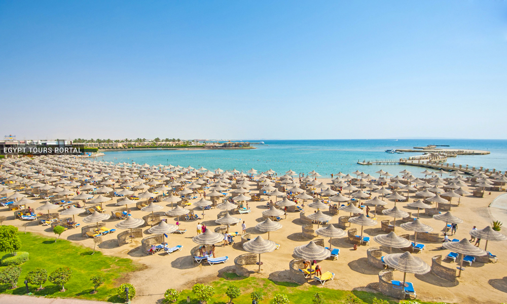 Sunrise Garden Beach Resort - Beaches in Hurghada - Egypt Tours Portal