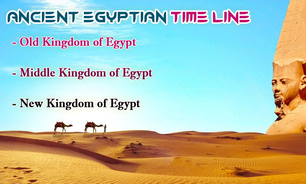 Ancient Egyptian Civilization Timeline - Egypt Tours Portal