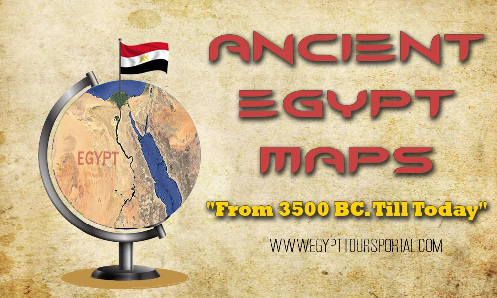 Egypt Maps - Egypt Tours Portal