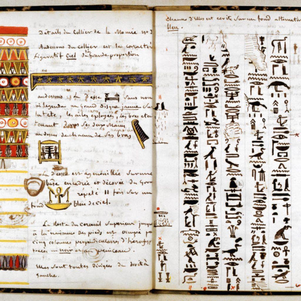 Egyptian Hieroglyphs - Egypt Tours Portal