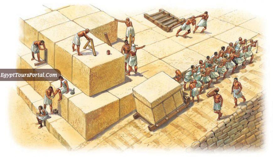 The Workforce of the Pyramids - Egypt Tours Portal