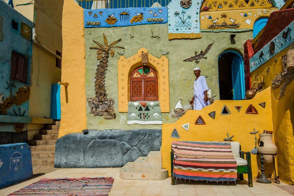Aswan Nubian - Things to do in Marsa Alam - Egypt Tours Portal