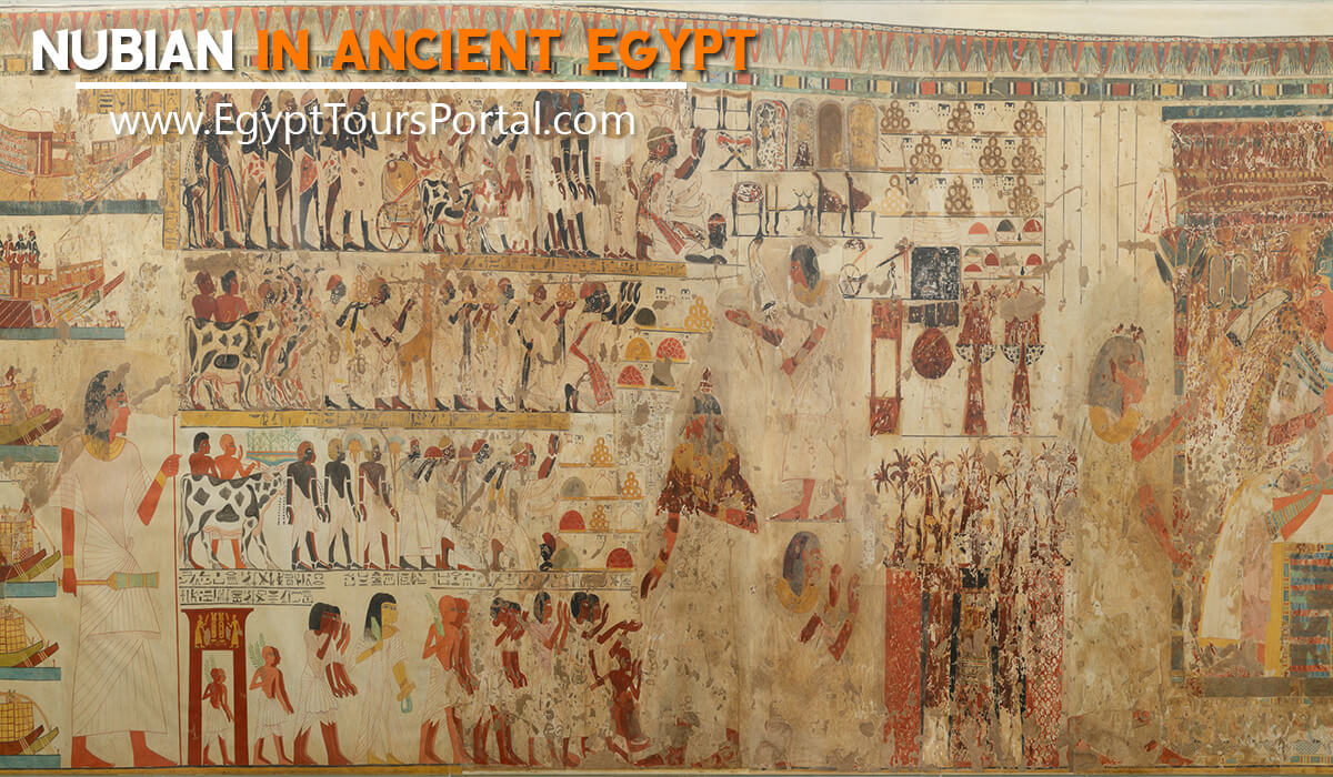 Ancient Egypt and Nubia - Egypt Tours Portal