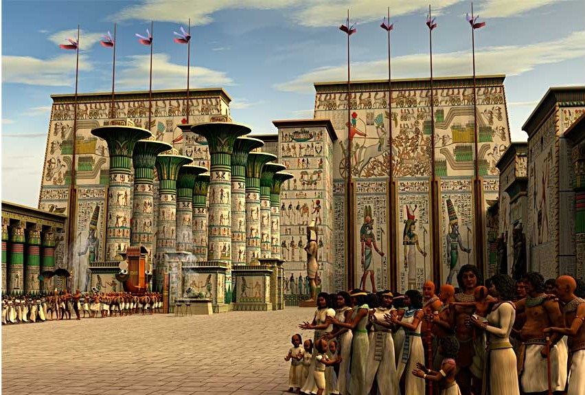 Festivals in Ancient Egypt | Ancient Egyptian Festivals | Egypt Tours Portal