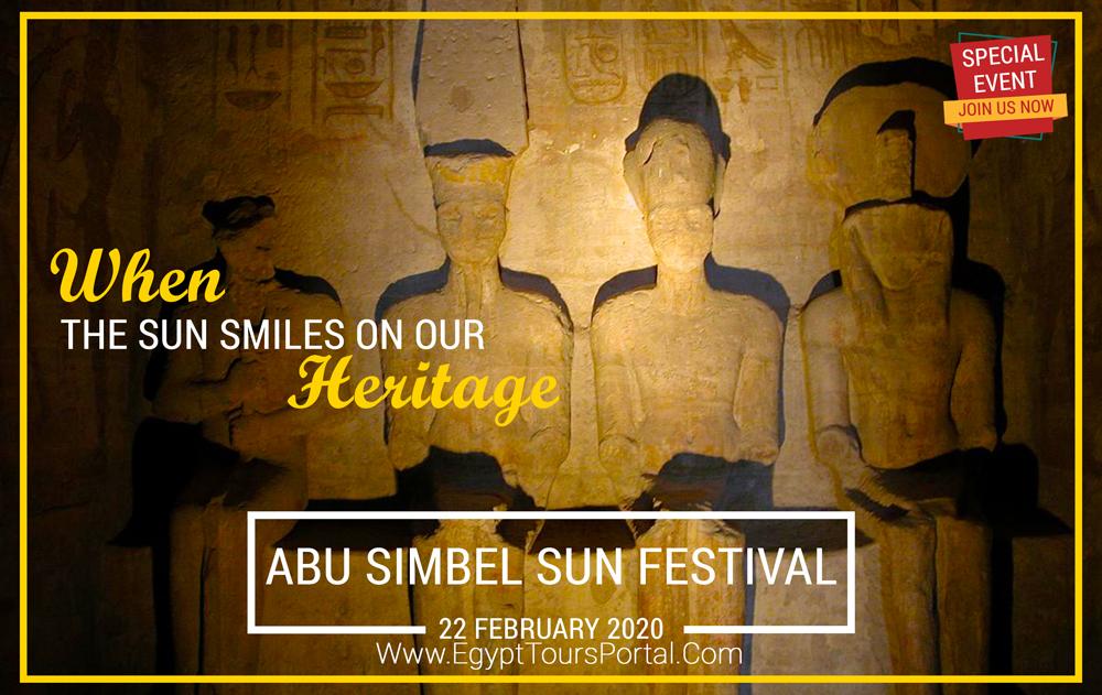 Abu Simbel Sun Festival Event February 2020 - Egypt Tours Portal