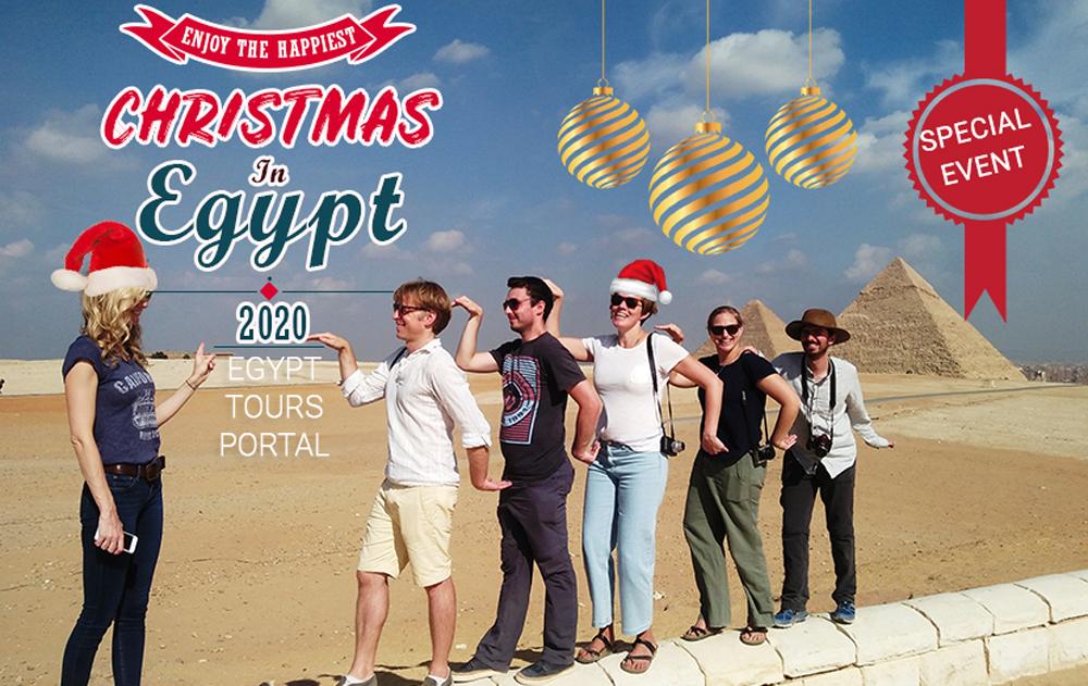 Giza Pyramids - Christmas Event Egypt 2020 - Christmas Event 2020 - Egypt Tours Portal