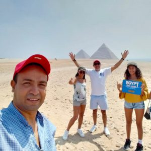 10 Days Recreational Trip to Egypt