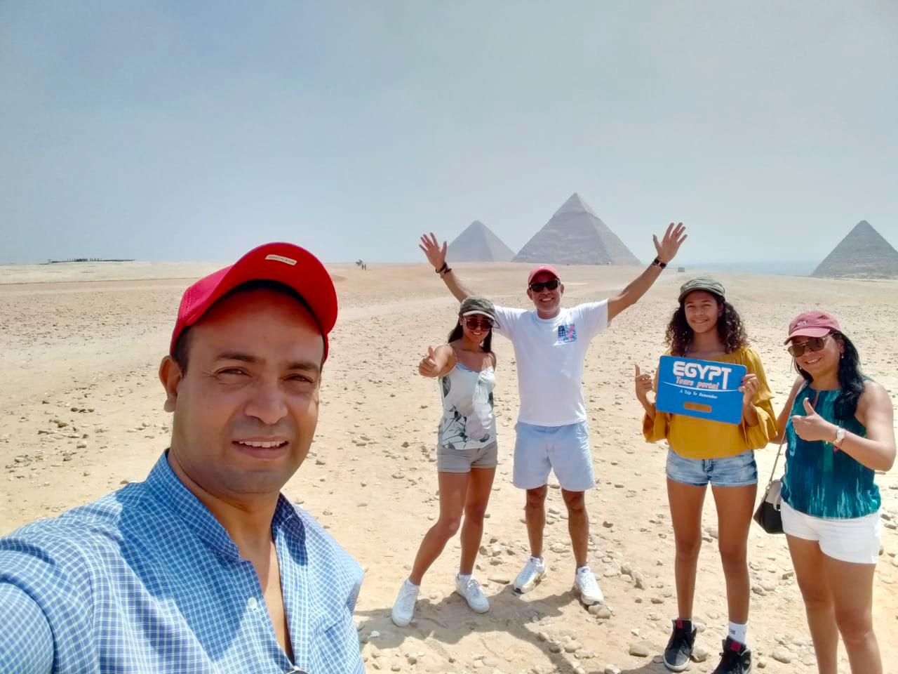 Giza Pyramids -10 Days Recreational Trip to Egypt | Egypt Itinerary 10 Days
