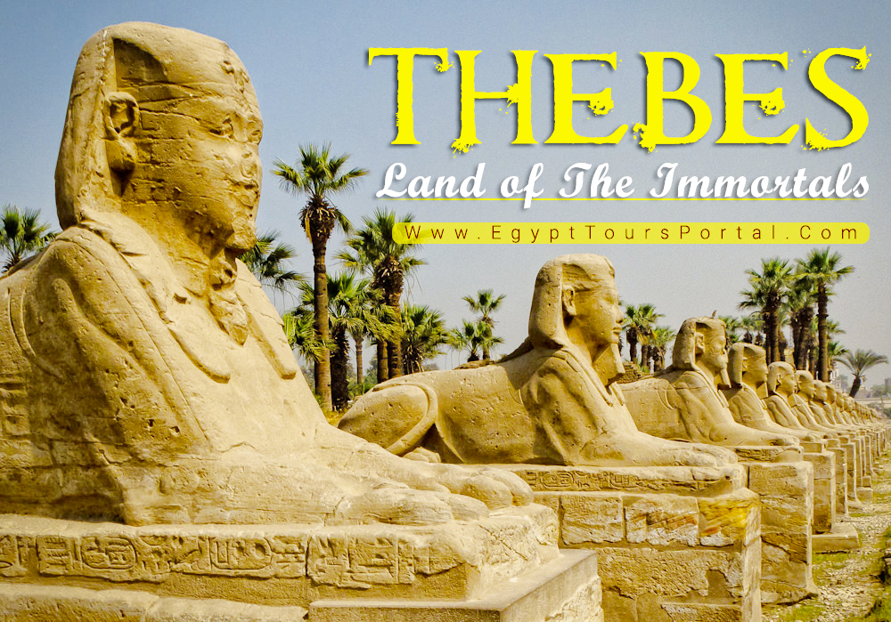 The Ancient City of Thebes Egypt - Egypt Tours Portal