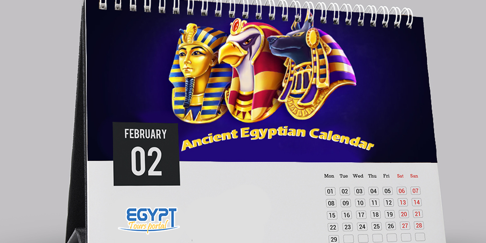 Ancient Egyptian Calendar - Egypt Tours Portal
