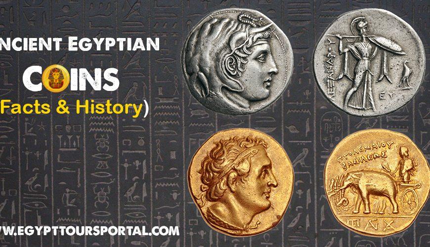 Ancient Egyptian Coins - Egypt Tours Portal