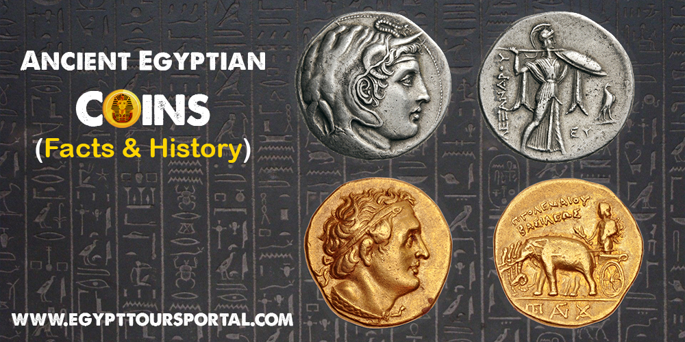 Ancient Egyptian Coins - Egypt Tours Portal
